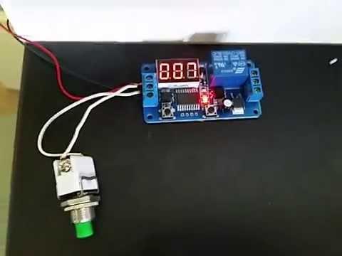 Schema Elettrico Per Temporizzatore : Temporizzatore per ventole ventolini o phon protoxide youtube