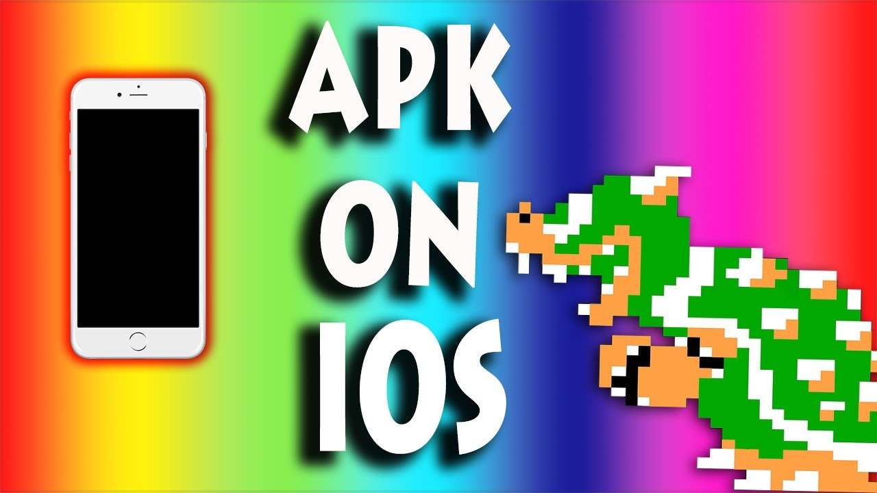 How to download any type of apk on iphone ipad ipod (must watch-possible or  not ?)