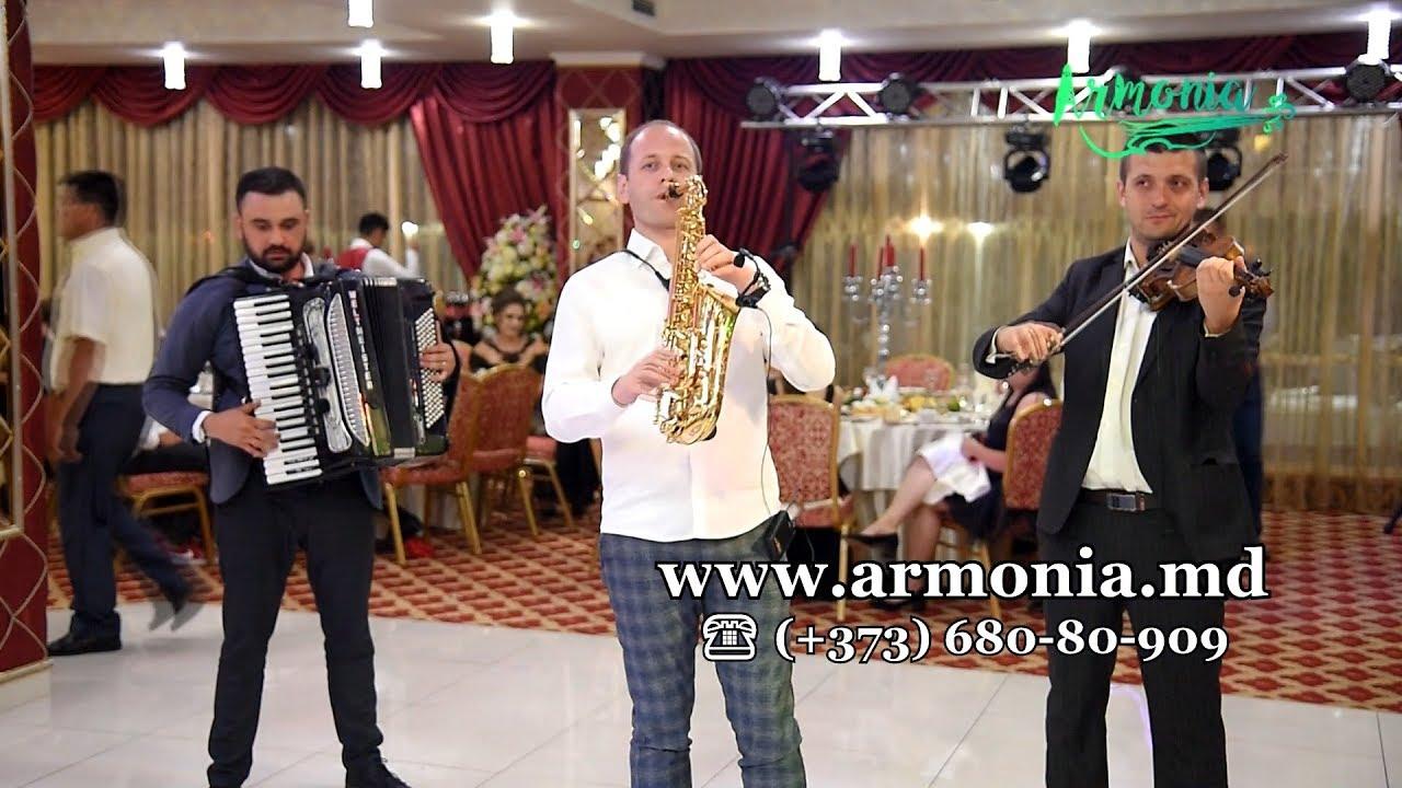 Muzica de petrecere cu Formatia Armonia Chisinau. NEW 2018 ❤️  Muzica la nunti moldovenesti.