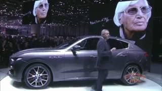 2016 Geneva Motor Show - Maserati Presentation