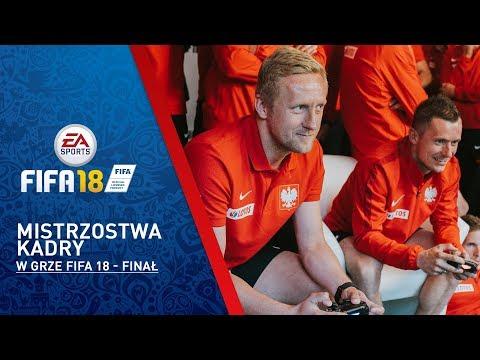 Mistrzostwa Kadry w grze FIFA 18 - finał