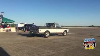 1970 Farm Truck at The Texas Mile