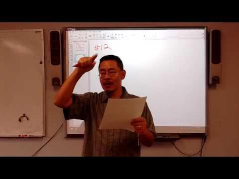 Derivative assignment review