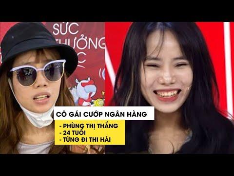 Cô gái cướp ngân hàng Techcombank lấy 2,1 tỉ từng thi gameshow truyền hình hài