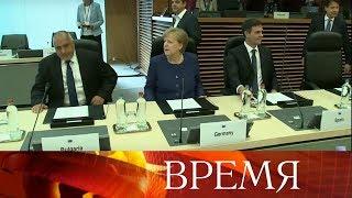 В Брюсселе закончился экстренный неформальный саммит стран ЕС, посвященный миграционному кризису.
