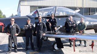 RNZAF Black Falcons Aerobatic Team  New Zealand - 2020