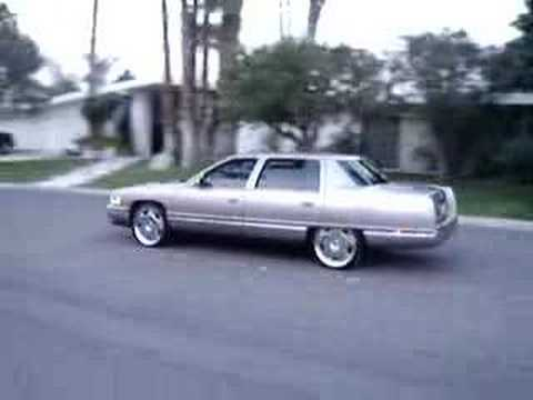 96 Cadillac Deville Youtube