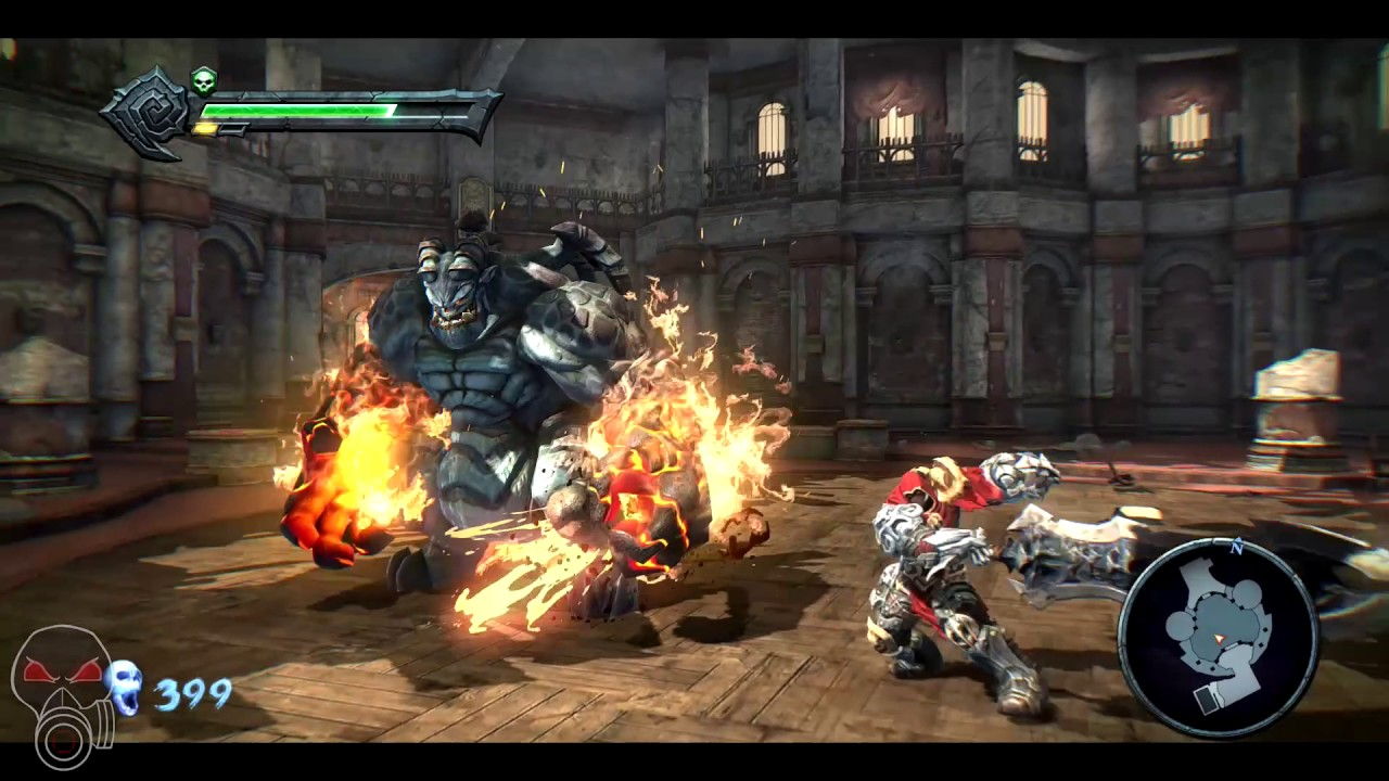 Darksiders Warmastered Edition | PC Gameplay | 1080p HD | Max ...