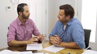 How does probate work for estates with real property?