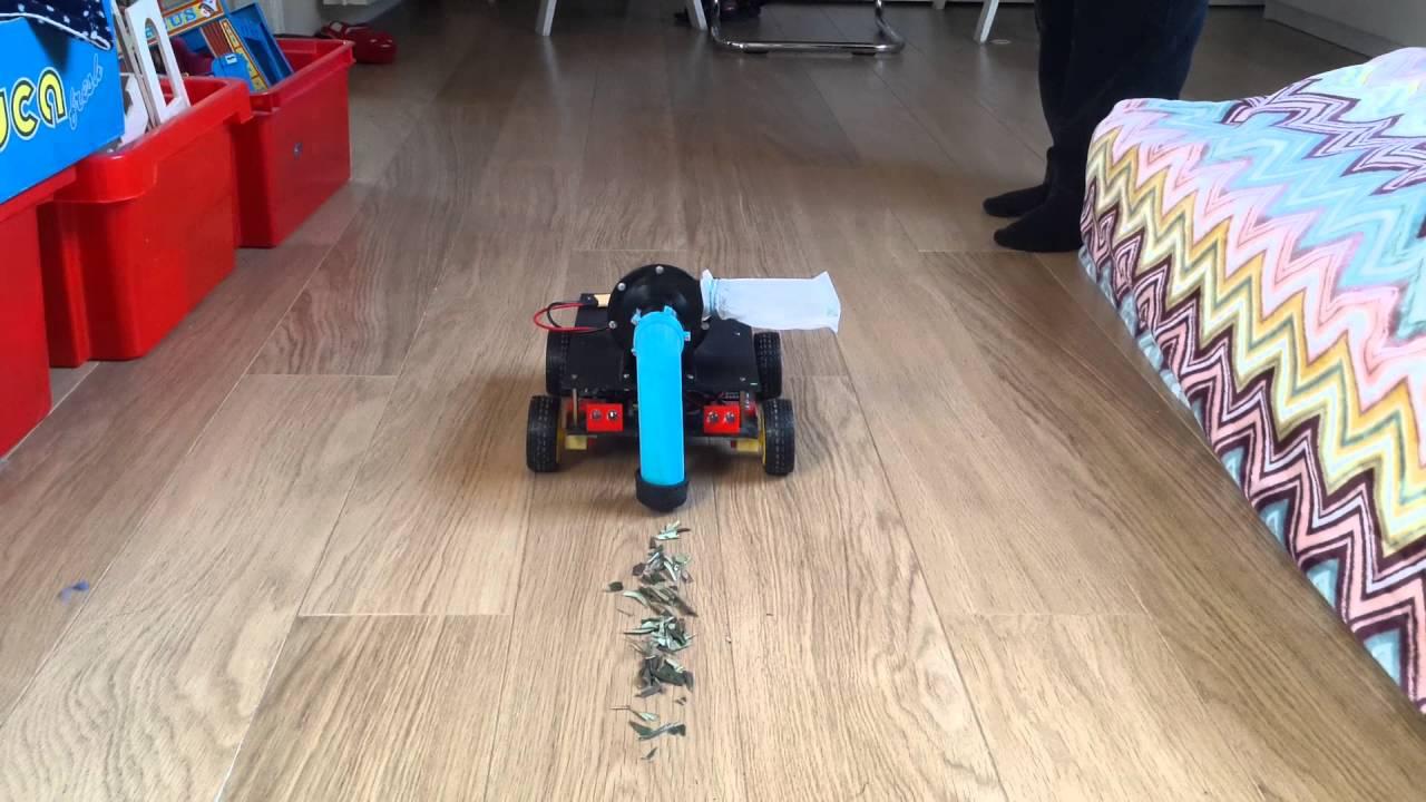Diy Floor Cleaner Robot | Review Home Co