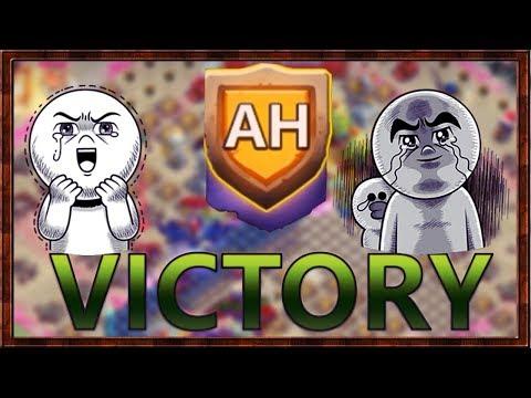 HBM [ AH ] VICTORY | Full Setup | Castle Clash 😱