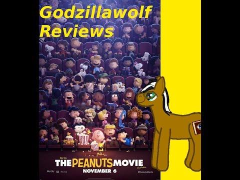 Godzillawolf Reviews: The Peanuts Movie
