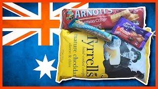 Australian Treats - Tyrells, Arnotts, Cadbury & Summer Roll