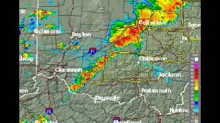 WunderGround Radio: EAS #26: Severe T'storm Warning Jul 26th, 2012