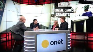 Koronawirus w Polsce. Program specjalny - debata ekspertów - 4.03.2020