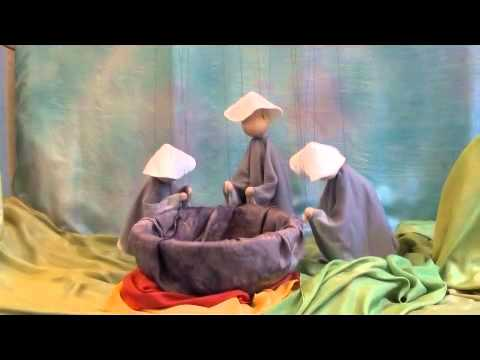 Puppets for Peace: Stone Soup