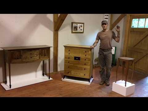 Daniel Gill Furniture Maker