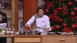 Como fazer sopas - Aula 8 - Chefs' Academy
