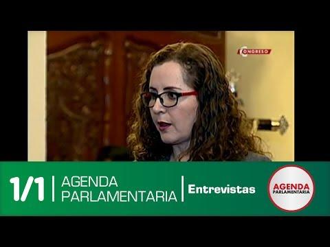 Entrevista: Congresista Rosa Bartra - Comisión Lava Jato (11/07/17)