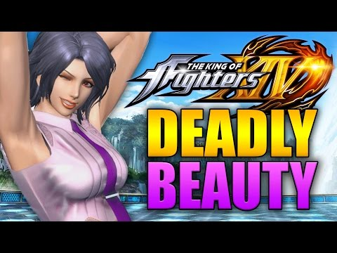 DEADLY BEAUTY - King of Fighters 14: Online Madness! (Vanessa, Kula, Terry, & More!)