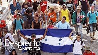 El panorama legal para la caravana migrante que busca llegar a Estados Unidos