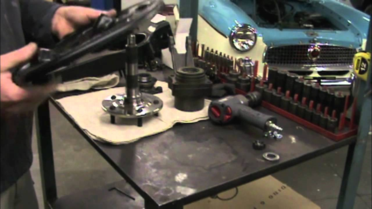 how to change rear wheel bearings on c3 corvette
