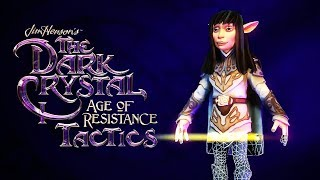 Dark Crystal: Age of Resistance Tactics - Official Switch Gameplay Trailer
