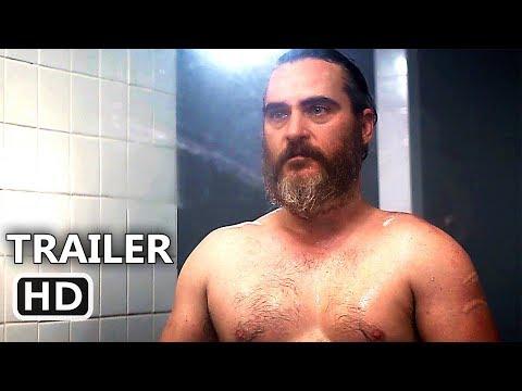 YOU WERE NEVER REALLY HERE International Trailer (2017) Joaquin Phoenix Movie HD
