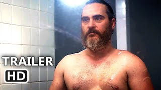 YOU WERE NEVER REALLY HERE International Trailer (2017) Joaquin Phoenix Movie HD