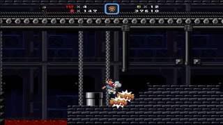 Sarasaland Adventure v4.0 (SMBX) - Factory Frenzy (7-2; both exits)