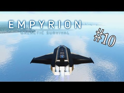 NIGHTSHADE IS OP | Empyrion Galactic Survival | Alpha 8 new Play-through | #10