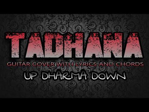 Tadhana - Up Dharma Down (Guitar Cover With Lyrics & Chords)