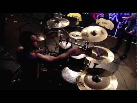 "Texas In July - ""One Reality"" (ADAM GRAY DRUM VIEW) LIVE @ ""The Sound Academy"" in Toronto, Ontario"