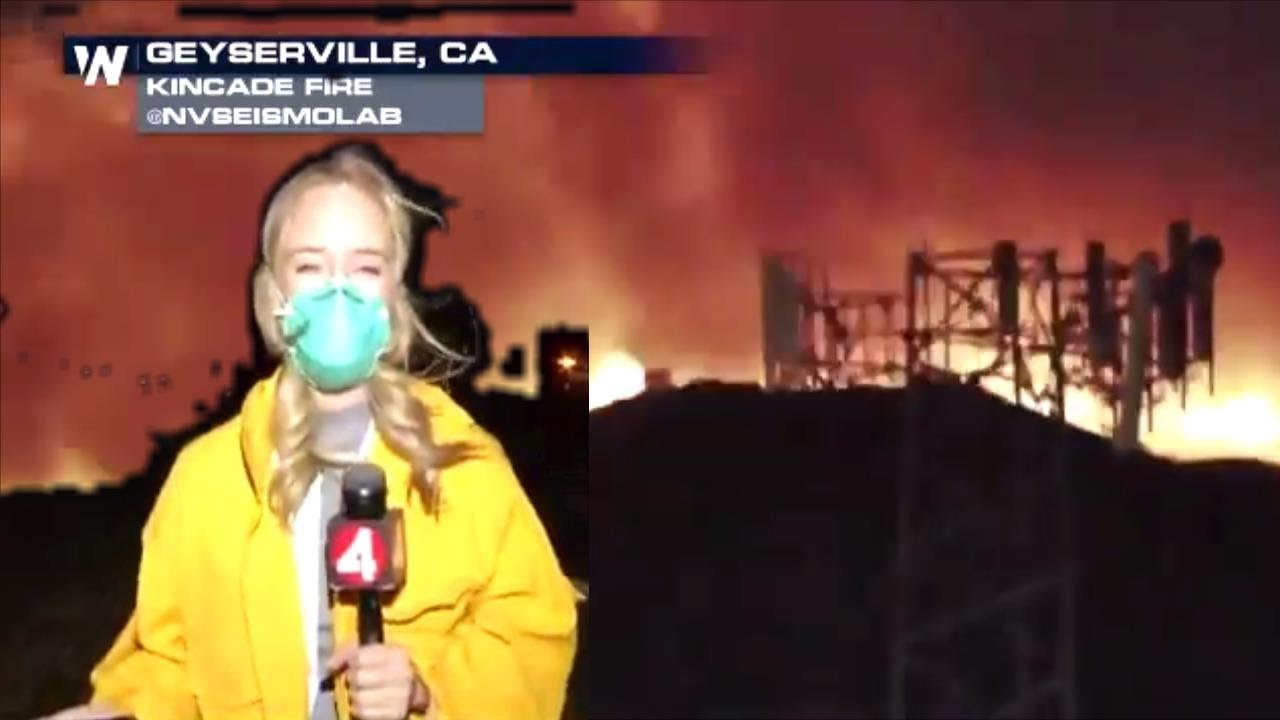 BREAKING: FIRES RETURN AS COMMIE-FORNIA IS PLUNGED INTO DARKNESS