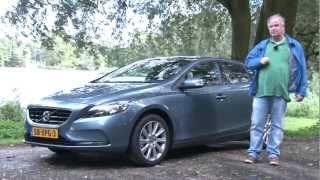 Volvo V40 T3 Kinetic - Autoreview (Consumentenbond)