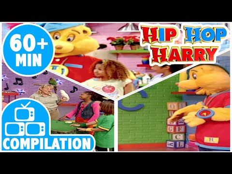 | Wildlife Wendy & Pajama Party & Never Give Up | Compilation | From Hip Hop Harry