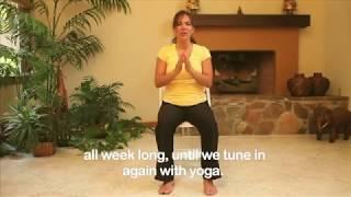 Yoga en Silla con Sofia Puerta