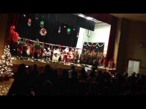 Ritzville Grade School Christmas Play
