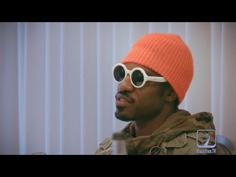 Andre 3000 on relating to Jimi Hendrix's Nervousness - All Is By My Side
