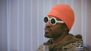 Repeat youtube video Andre 3000 on relating to Jimi Hendrix's Nervousness - All Is By My Side