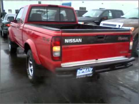 1999 Nissan Frontier King Cab Whitefish Mt