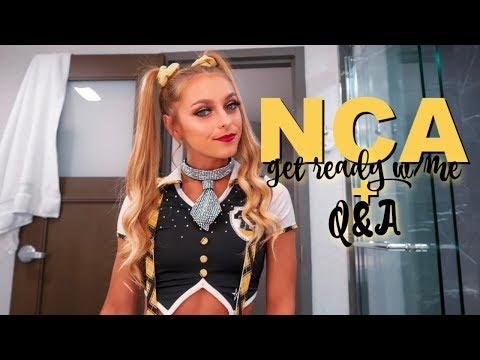 NCA GET READY W/ ME + Q&A