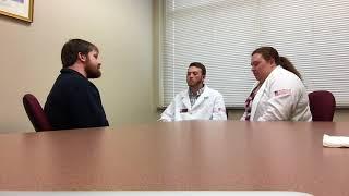 UCSOP PHAR 527 Counseling Video 2018   Kelli Lefler and Robby Newberry