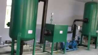 100kw biomass gasification power plant