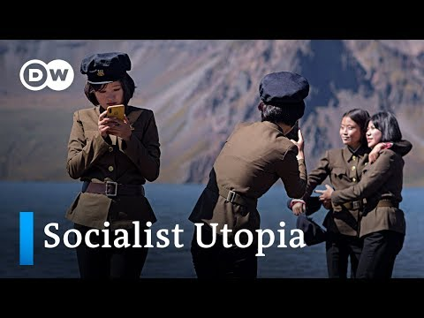 Kim Jong-un Unveils 'socialist Utopia' Samjiyon In North Korea
