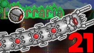 Terraria - DESTROYING THE DESTROYER (21)