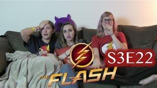 The Flash S3E22