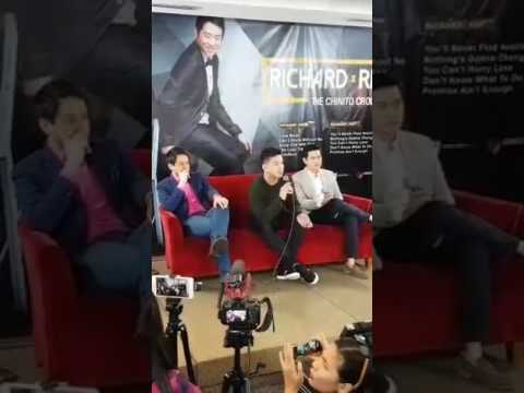 Richard x Richard Grand Presscon