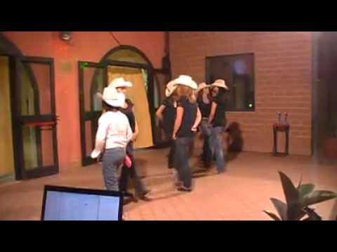 Line Dance - Cadillac Travel Video