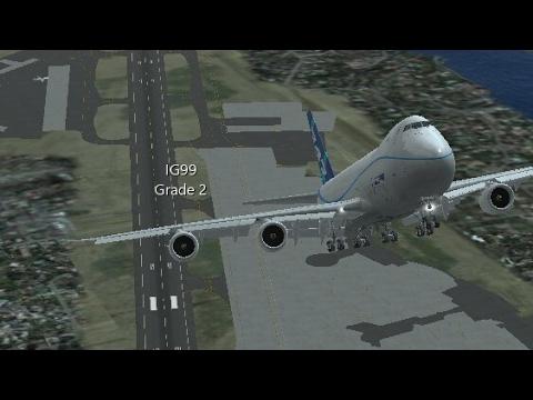 Infinite Flight Simulators broadcast Boeing Freight-747-8 Takeoff San Diego IntI.(KSAN) Airport .
